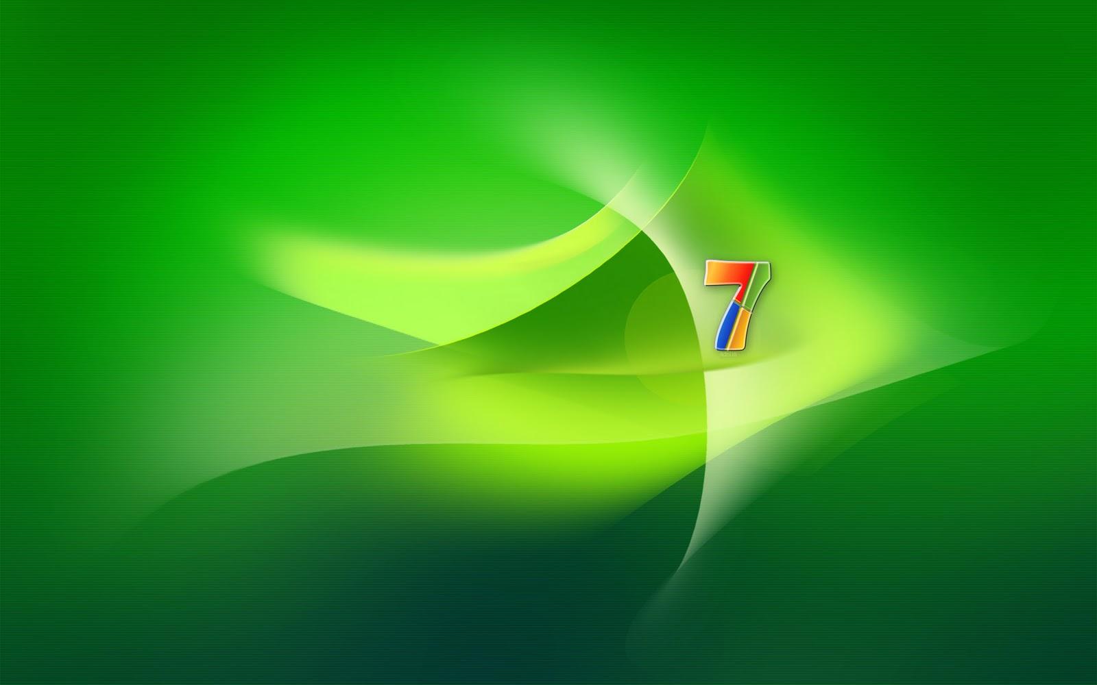 Windows 7 Theme Wallpapers Fresh Green 2012 37647674