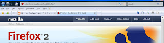 Firefox Looks like Internet explorer 7