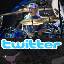Alex Van Halen Twitter Site Official