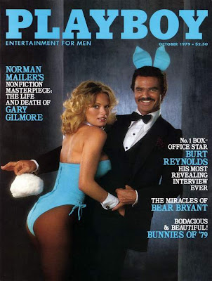 Oh...oh Gosh...itu0027s Burt Reynolds On The Cover Of Playboy. At Least He  Isnu0027t Naked On A Bearskin Rug...I Guess...thank You Cosmopolitan Magazine  (insert ...