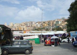 Freitagsmarkt Agrigent