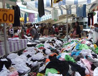 Wochenmarkt Agrigento