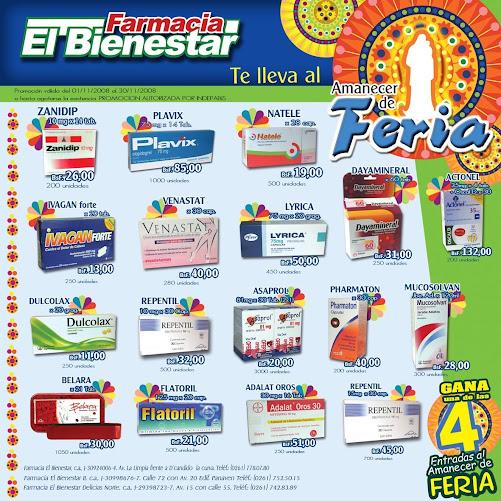 Promocion Noviembre 2008