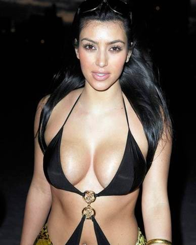 Kardashian Bathing Suit Line on Kim Kardashian Bikini Shotzzzz