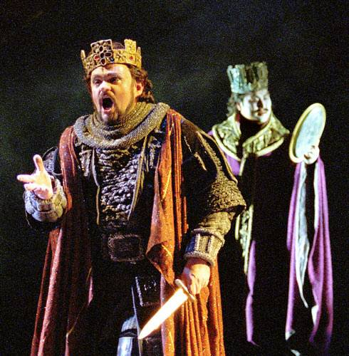 ambition in macbeth the soliloquy - look at the most persuasive lines used by the three witches, lady m and macbeth used in the play to fuel macbeth's ambition-discuss these lines.