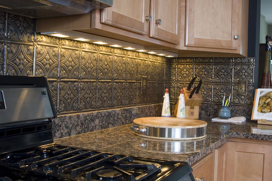 her new leaf. - Metal Ceiling Tiles For Backsplash Roselawnlutheran