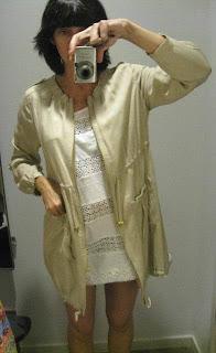 H&M garden collection jacket @ Fashion Herald