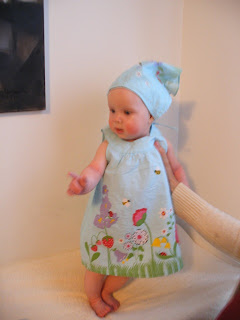 H&M Baby really cute spring outfit @ Fashion Herald