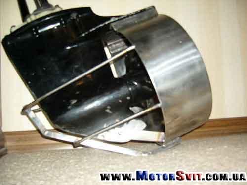 защита винта лодочного мотора купить