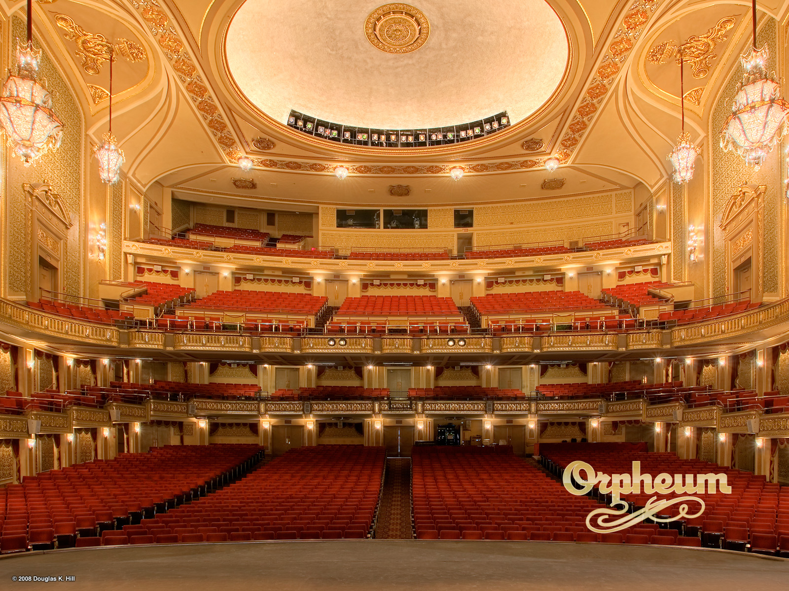 Paranormal incorporated the orpheum theatre sylvia browne