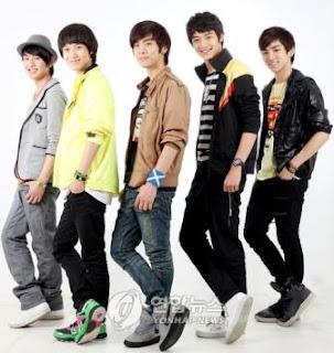 Foto Terbaru SHINee 2011