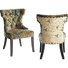 Comfort luxury fall into pier 1 - Pier one peacock chair ...