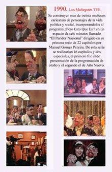 1990. Los Muñegotes TVE