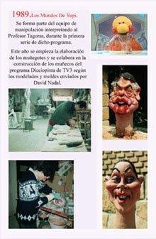 1989. Los Mundos de Yupy