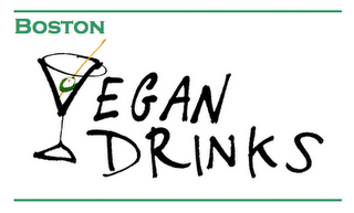Boston Vegan Drinks