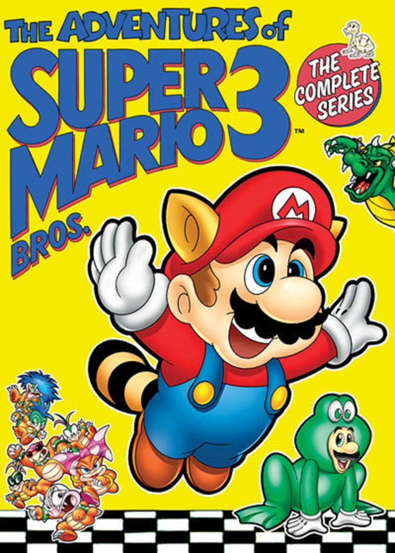 Super Mario Bros 3  Serie   MF  By Joniko324