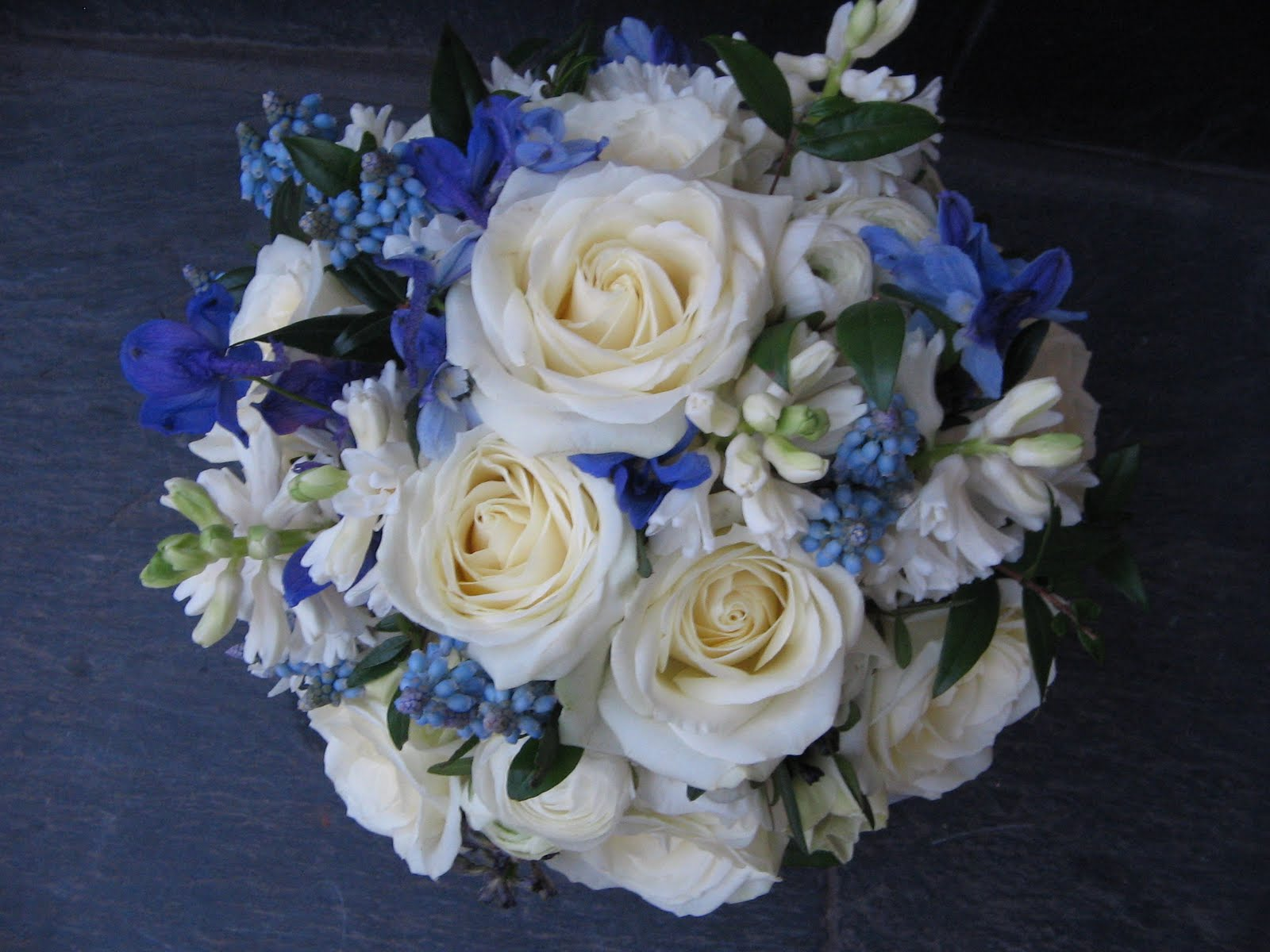 Wedding Bouquets In April : Love lily