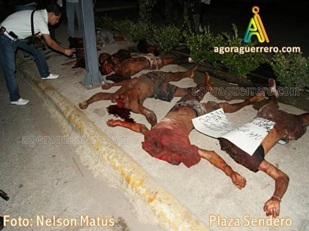 Ya van 33 muertos en Acapulco.