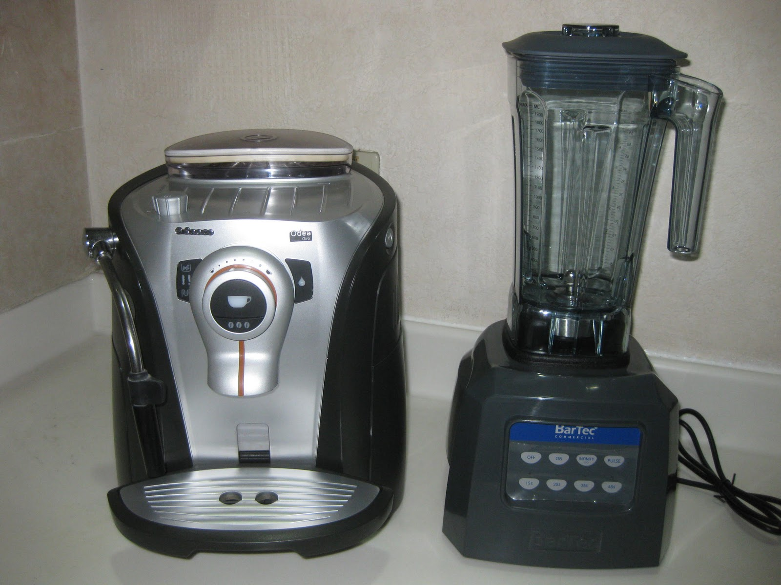mocha frappe machine