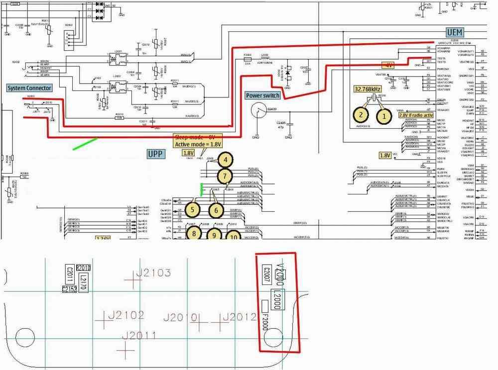 mobile repairing pictures nokia 1600 not charging sulotion rh worldmobilerepair blogspot com nokia 1600 circuit diagram pdf