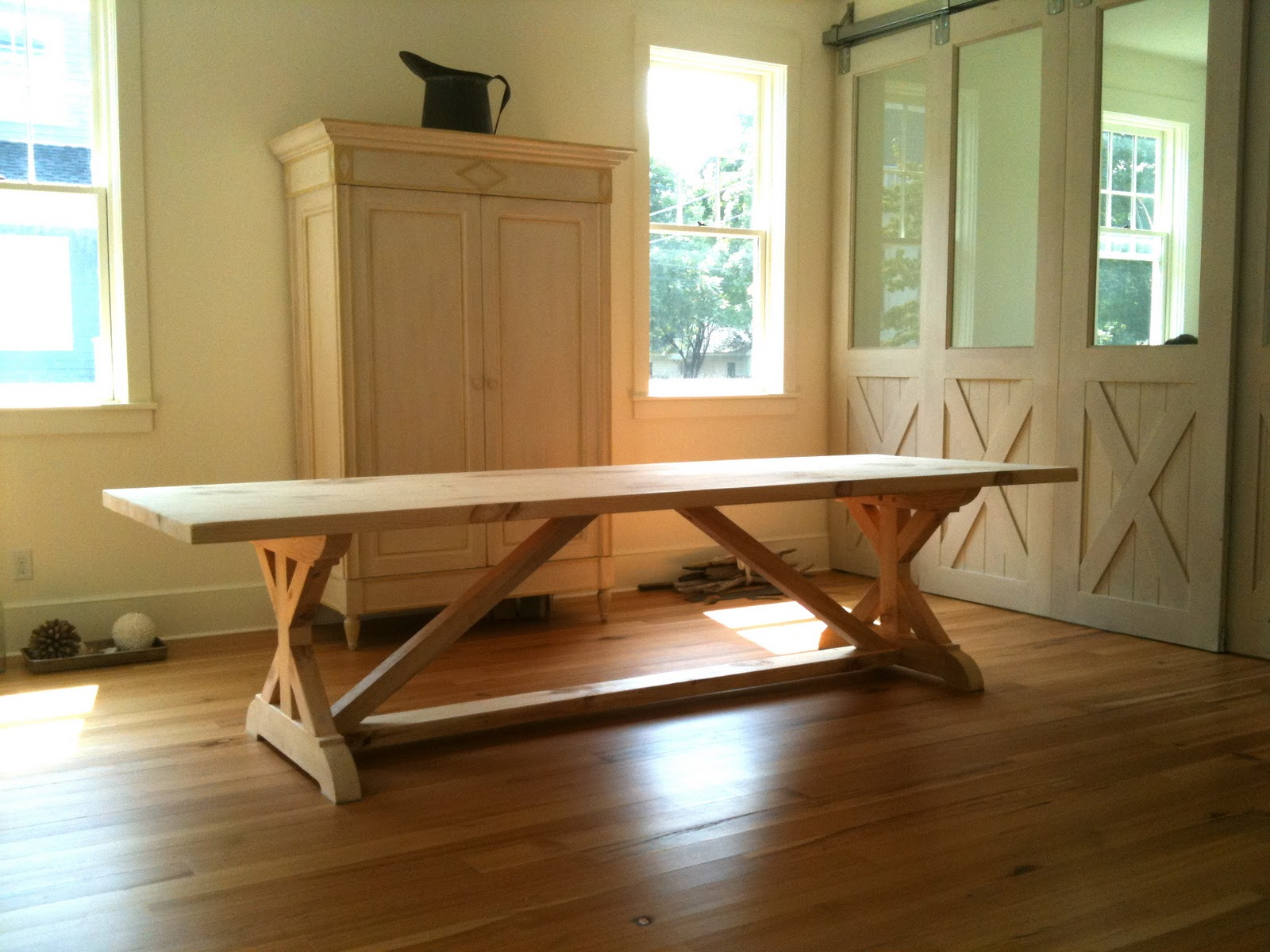 Healthy wooden furniture 75