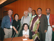IV Encuentro Mundial de Intelectuales y Artistas en Defensa de la Humanidad, Roma, octubre de 2006