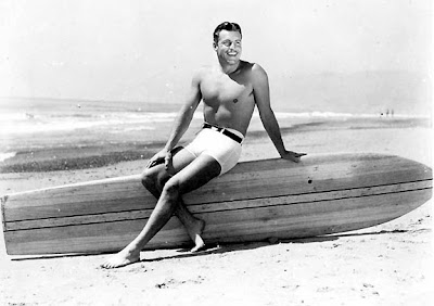 Olympic Swimmer Buster Crabbe: 1930's Flash Gordon, Tarzan, and Buck Rogers