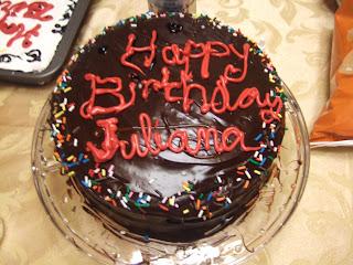 Kusina ni Manang BestEver Chocolate Fudge Layer Cake