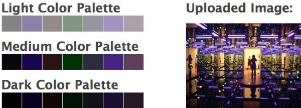 fantabulous design colors palette generator