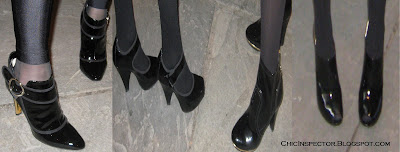 Patent Leather Shoe Trend at New York Fashion Week