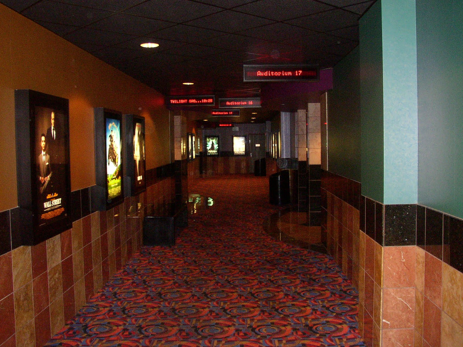 Movie theater fort mill