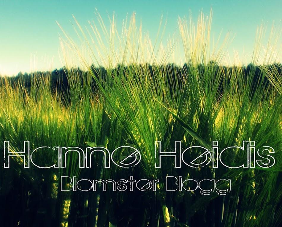 Min blomster blogg