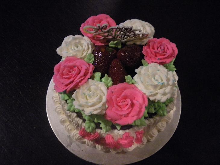 Suhaila Lat Tart Amp Cake Kek Birthday