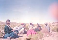 Compartamos los conocimientos de la cultura boliviana