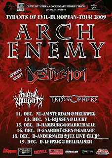 Arch Enemy in Hamburg