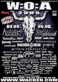 Wacken 2005