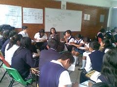 INTERACCIONES EN CLASE