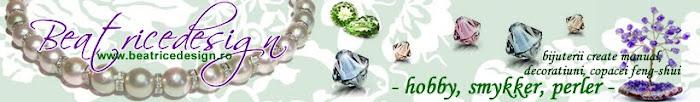 Beatricedesign, hobby, smykker, perler