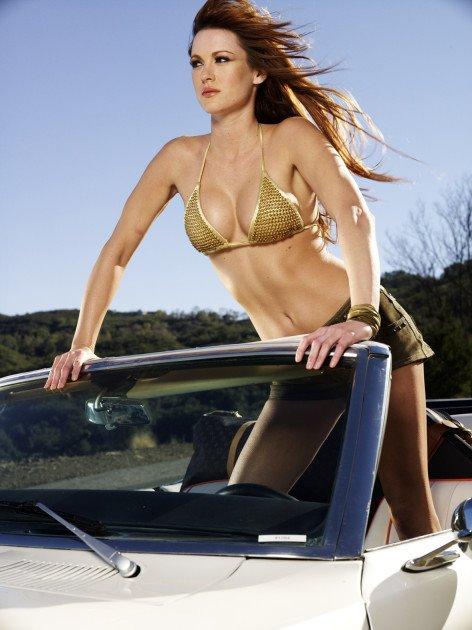 Danneel Harris One Tree Hill Bikini Top