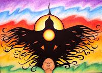 Raven Stealing the Sun