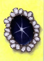 Gordon Star Sapphire