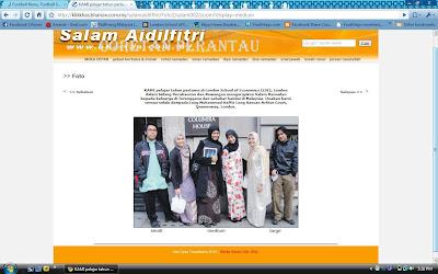 blogger popular di berita harian