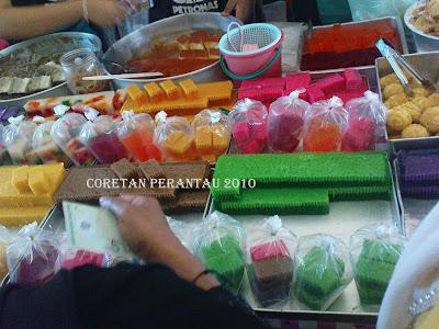 kuih-muih tradisional melayu sedap