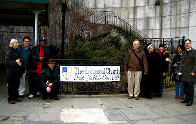 The Episcopal Church: Praying for Peace Since 1789