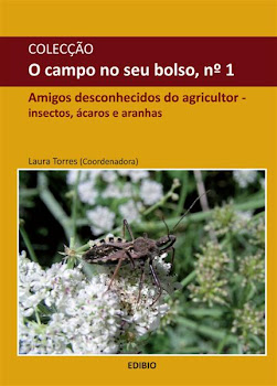 Amigos desconhecidos do agricultor - insectos, caros e aranhas
