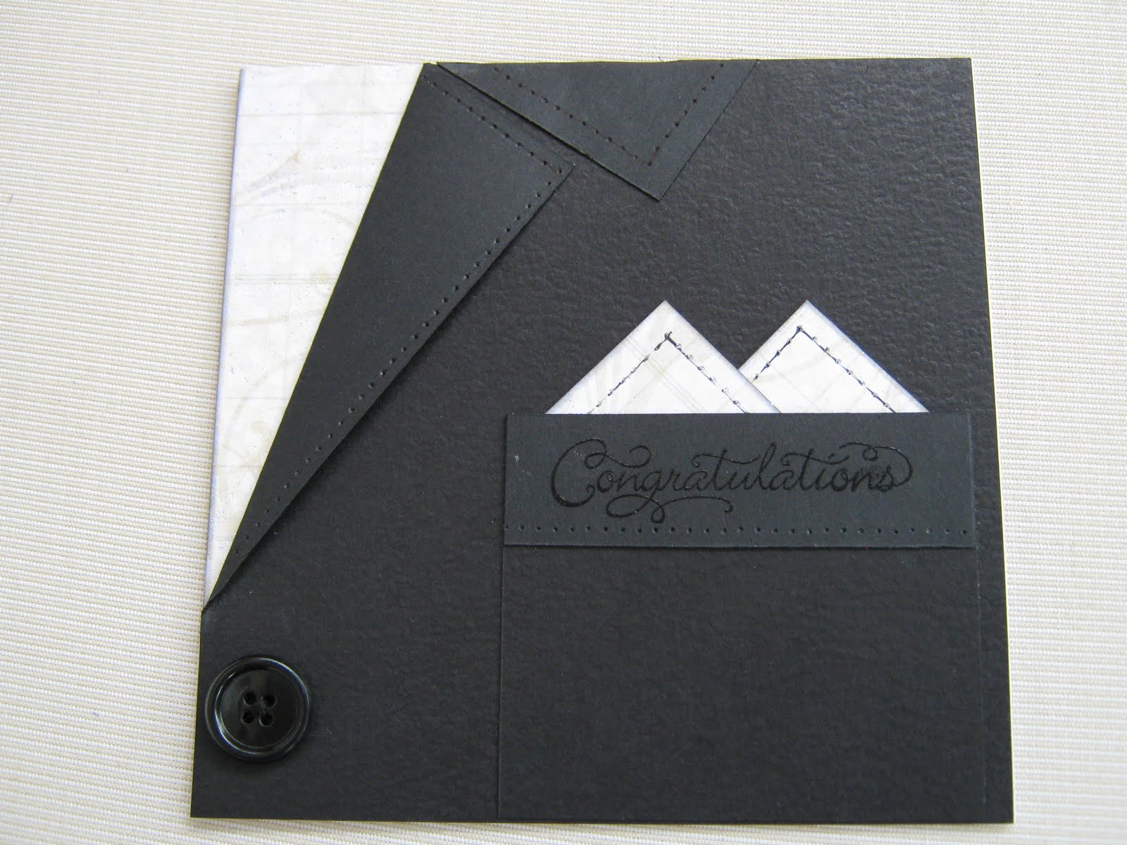 Just for you handmade greeting cards a male congratulations card a male congratulations card bookmarktalkfo Images