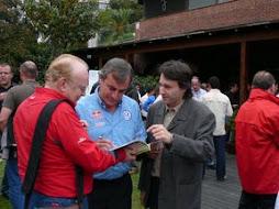 Presentació Rally Dakar 2008, 30 aniversari