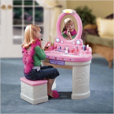 Vanity for kids