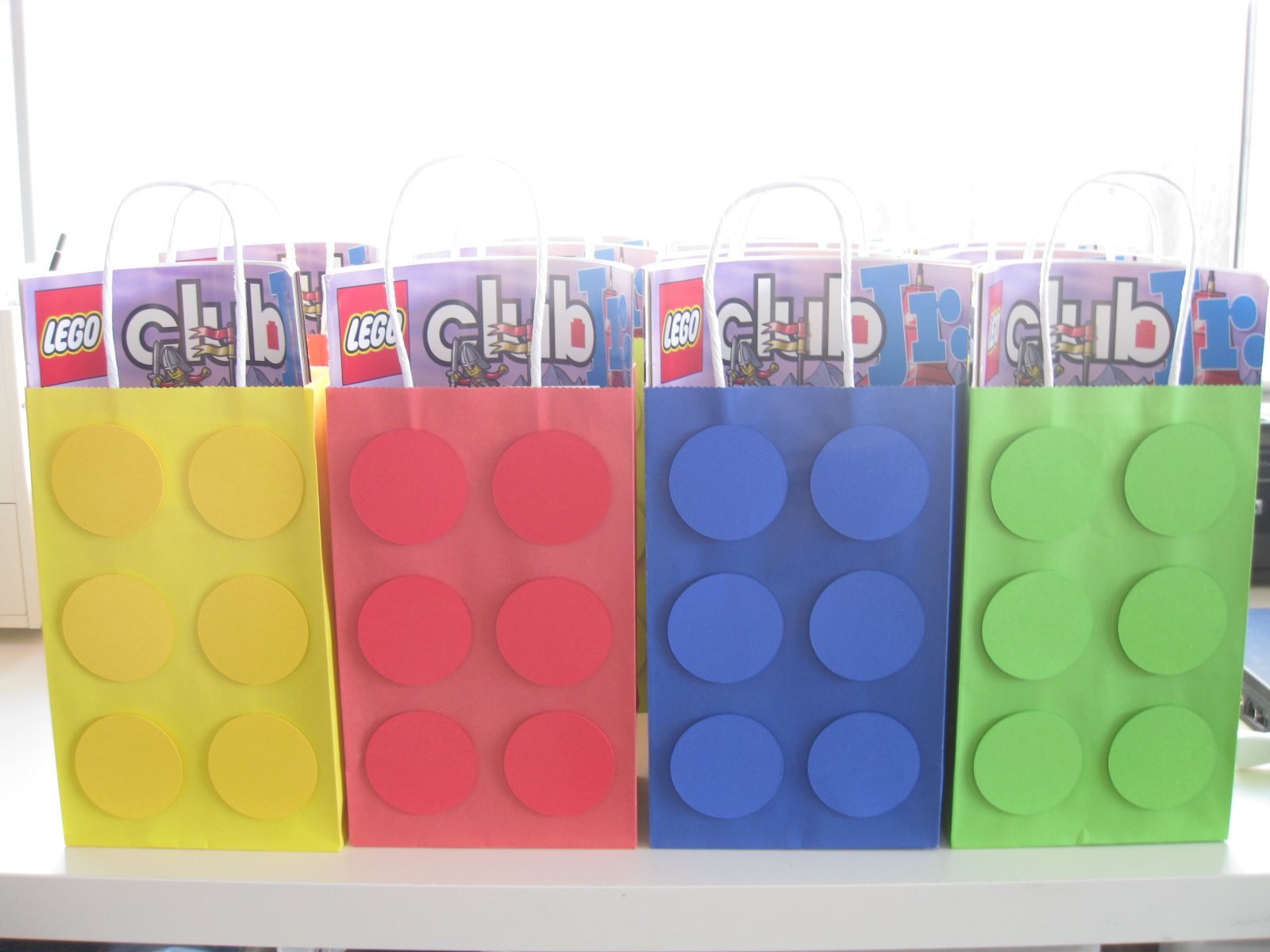 Lego Party Goods