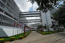 ICTR complex in Arusha, Tanzania